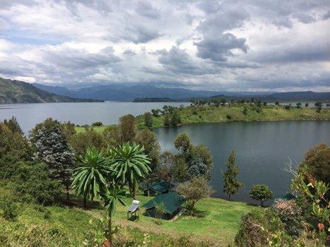 Views of Tchegera Island