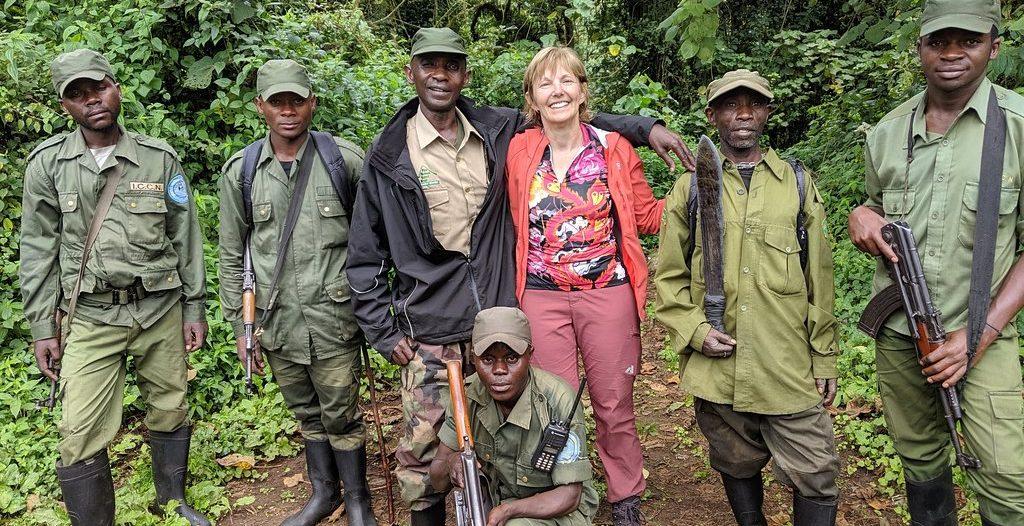 trekking gorillas twice in Ugand