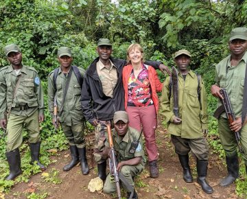 trekking gorillas twice in Ugand